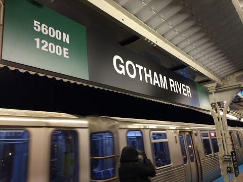 """Batman v Superman: Dawn of Justice"" filming: Chicago Tribune"