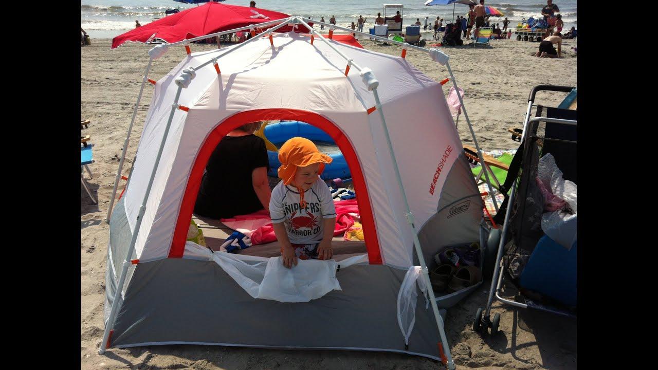 & Instant RoadTrip Beach Shade Setup - YouTube