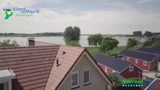 Eiland van Maurik Rivierhuis - Luxe vakantievilla in Gelderland