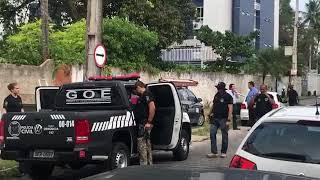 Fugitivos do PB1 são recapturados em Manaíra pelo GOE na tarde desta segunda (10)