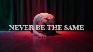 Never be the same - Camila Cabello // Choreography(dance) by Rikimaru