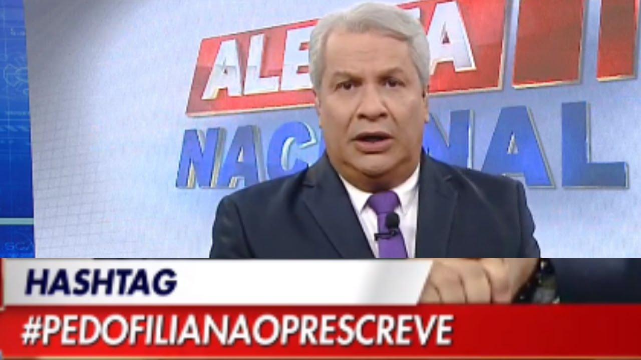 #PEDOFILIANAOPRESCREVE