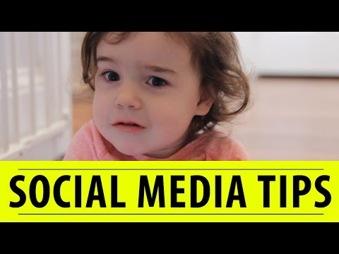 10 Social Media Tips From A 2-Year-Old | FREE DAD VIDEOS