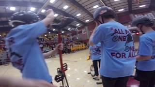 Pleasant Valley Unicycle Team - Prairie Performance