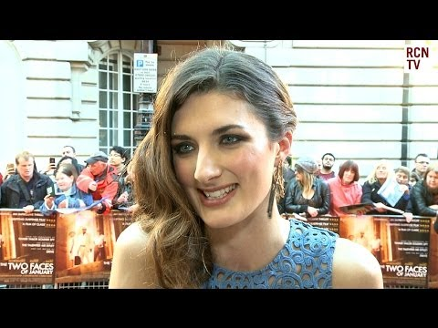 Daisy Bevan  The Two Faces Of January Premiere
