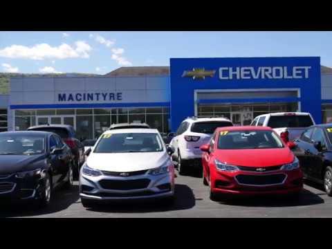 Bill MacIntyre Chevrolet Buick Dealer in Lock Haven, PA  17745