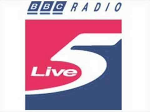 BBC Radio Five Live Theme - 1990s