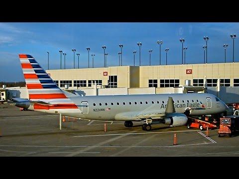 Northwest Arkansas (XNA) Spotting - United - Canadair CRJ-900 & More - Spotting Series Episode 64