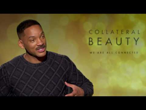 Collateral Beauty: Will Smith Exclusive Interview