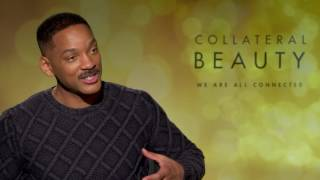 Collateral Beauty: Will Smith Exclusive Interview   ScreenSlam