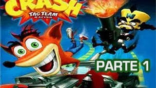 Crash Tag Team Racing #01