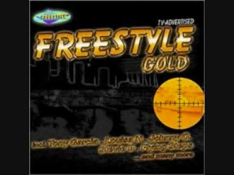Gina Dee - limelight (extendeo mix)  Freestyle Gold Track 4