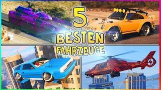DIE 5 BESTEN FAHRZEUGE AUS DEM DOOMSDAY HEIST DLC! | 5 GENIALE FAHRZEUGE!