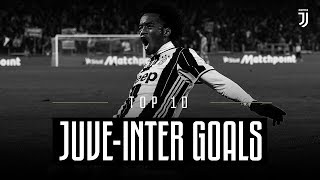 Juventus vs Inter Milan: Top 10 Goals!