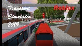 Transport Simulator 2019 (Roblox)