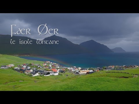 Faer Oer, Le Isole Lontane.