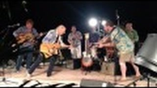 Jimmy Buffett, Mac McAnally and A1A - Volcano - Augusta - 04-07-16