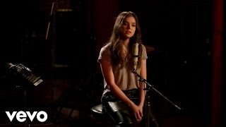Hailee Steinfeld - Hell Nos and Headphones Acoustic Vevo LIFT