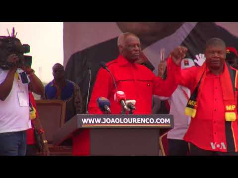 Rich Country, Poor People: Can New President Fix Angola