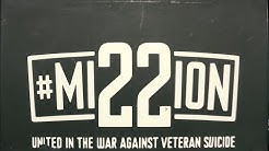 Irreverent Warriors & Mission 22 : Veteran Suicide Prevention