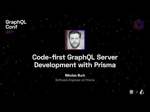 Code first GraphQL