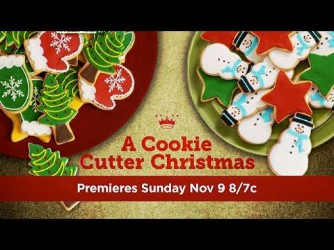 Cookie Cutter Christmas.A Cookie Cutter Christmas