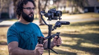 Moza Aircross Gimbal Review