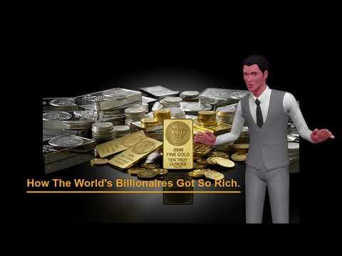 How The World's Billionaires Got So Rich