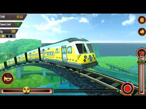 Train Simulator 2018 - Original By Timuz Games - Android Gameplay FHD