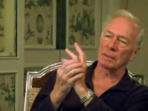 Christopher Plummer - On Acting, Shakespeare and the Theatre