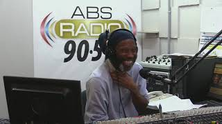 BURNING FLAMES BROTHERS INTERVIEW WITH KENNY NIBBS On ABS Radio 90.5FM
