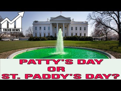 Is it St. Patty's Day or St. Paddy's Day?
