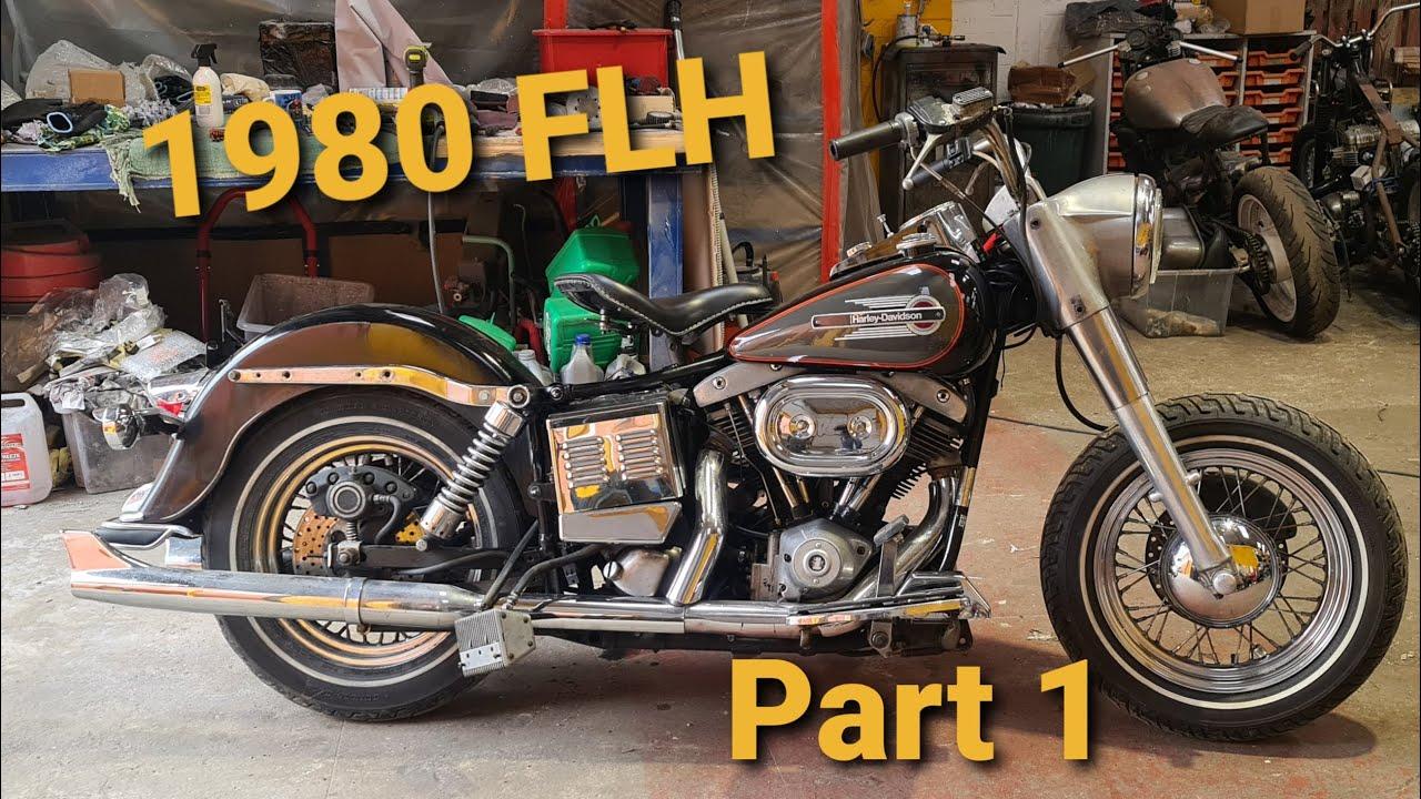Download 1980 Harley-Davidson FLH Part 1