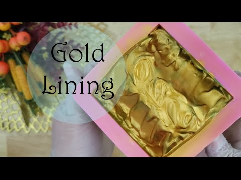 Gold Lining Soap Viewer Suggestion Dani Mac Visions - Vegan Handmade Soap - Cabbage Patch Soap