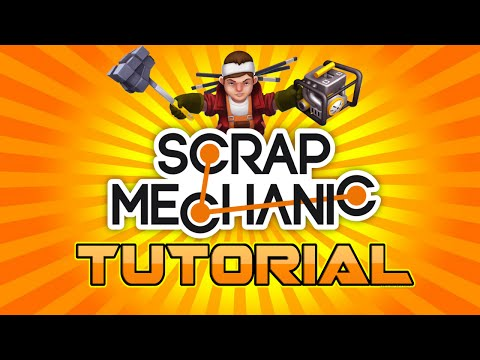 How To Download And Install Scrap Mechanic(Multiplayer+Free)