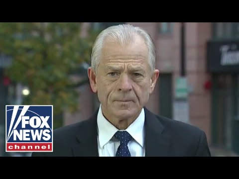 Peter Navarro on how to hold China accountable