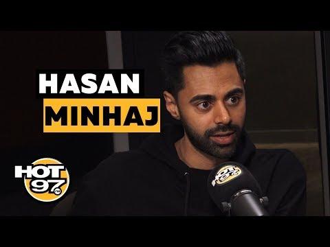 Hasan Minhaj Gets