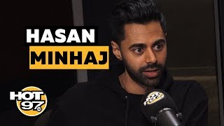 Hasan Minhaj Gets Real & Unfiltered On Kanye West, Politics, Amazon & Patriot Act
