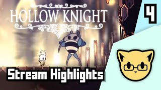 BEEEEES - Hollow Knight JoCat Stream Highlight Part 4