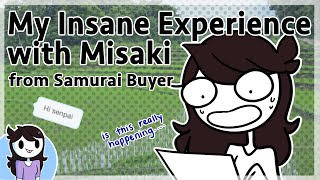 My Insane Experience with Misaki/Samurai Buyer (read description)