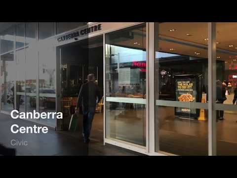 Winter Holiday At Canberra Centre