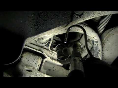 Опель Астра как поменять пыльник рулевой рейки/Opel Astra  Replacing Anther Of Steering Rack