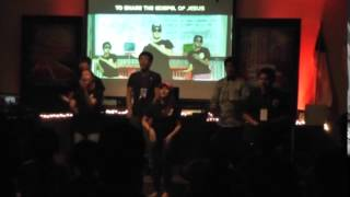 FIBC Mandarin Day 2  Agency D3 VBS 2014 Theme Song - Agency D3