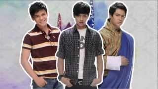 Repeat youtube video GUSTO KITA - Daniel Padilla, Khalil Ramos & Enrique Gil [With Lyrics]
