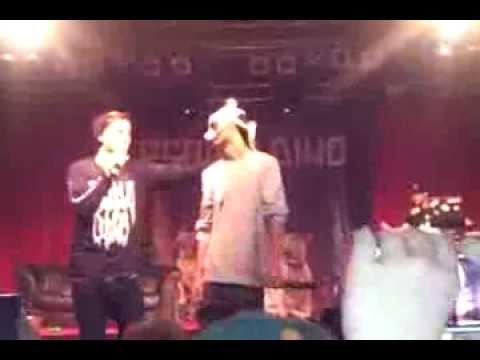 Psaiko.Dino #hangster Cro & Haftbefehl LIVE