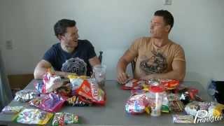 Wie kan het meeste snoep eten? 9,8 kilo snoep. [Prankster Exclusive]