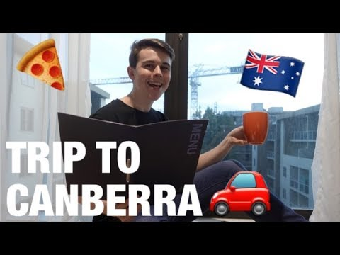MARKET IN CANBERRA + CARPOOL KARAOKE