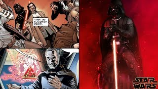 How Darth Vader SLAUGHTERED Dooku's Family - Star Wars Explained