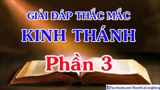 Giải Đáp Kinh Thánh Phần 3   Giáo Hội Và Quan Điểm Về Các Tôn Giáo Khác