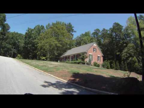 Motorcycle ride around Henderson, NC